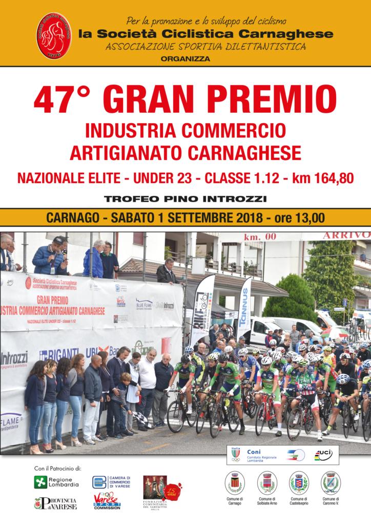 47 Gran Premio Industria Commercio Artigianato Carnaghese