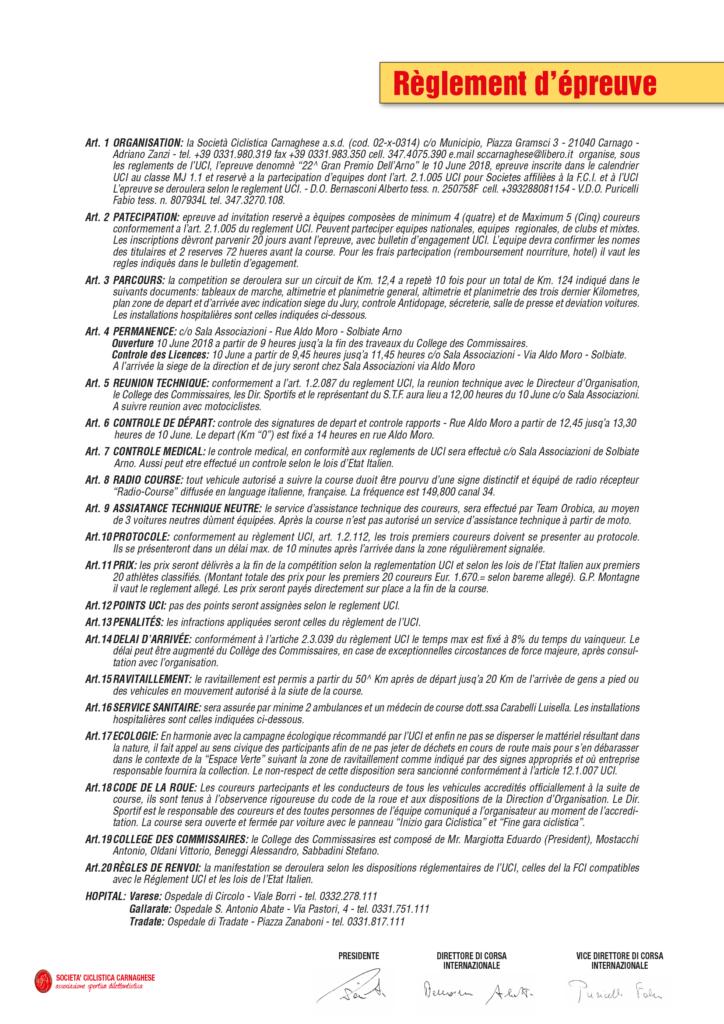 Regolamento_2018_FR