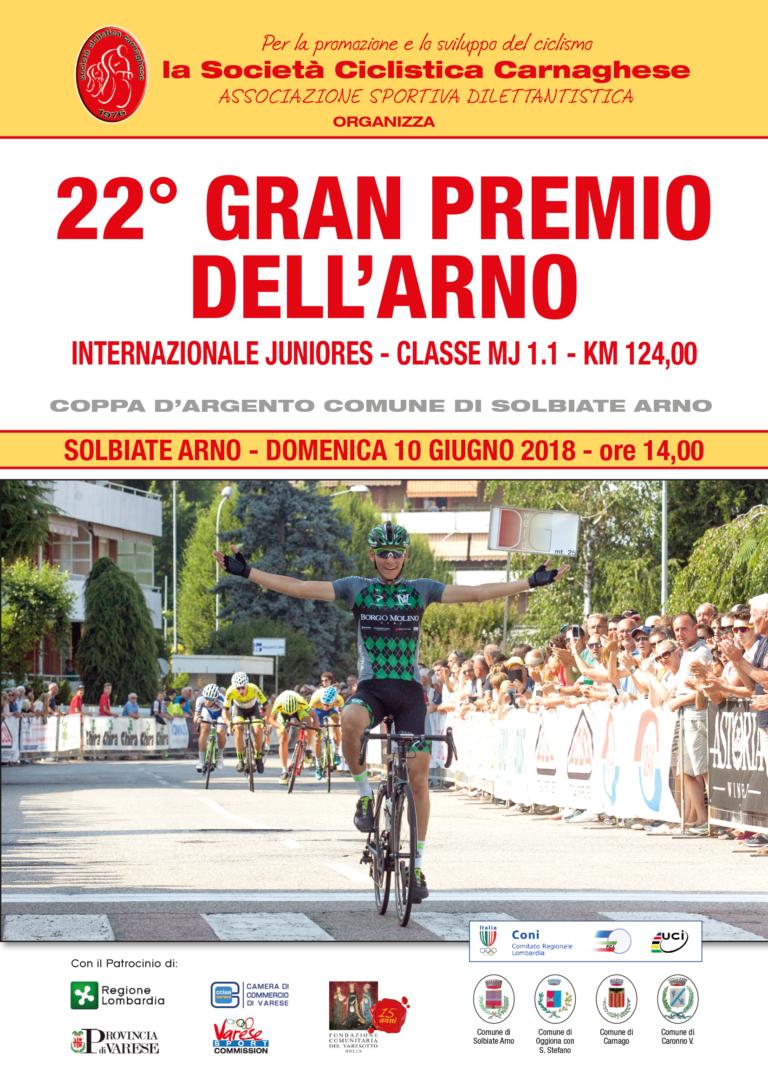 22° Gran Premio dell'Arno