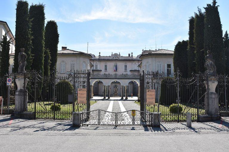 Varese - Villa Recalcati