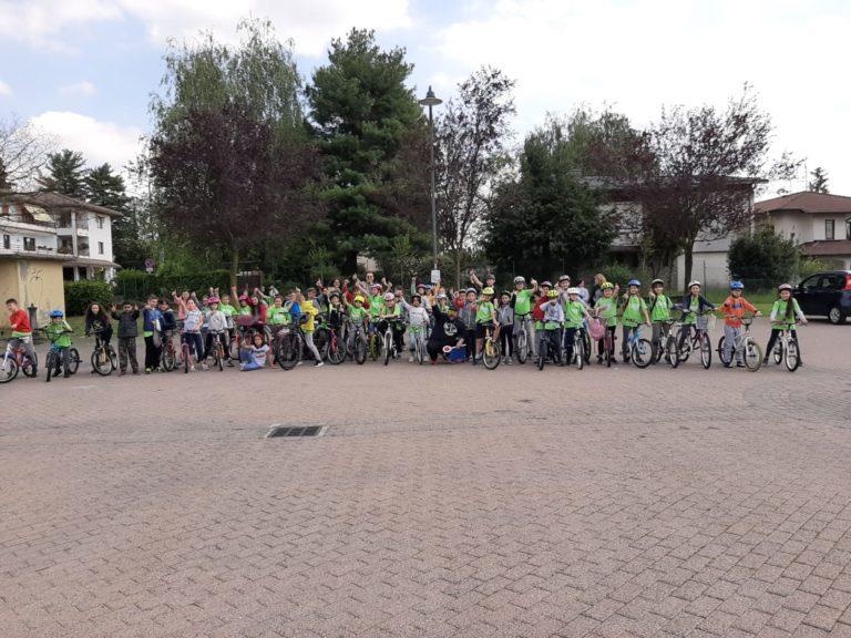 La Giornata in bicicletta con i bambini