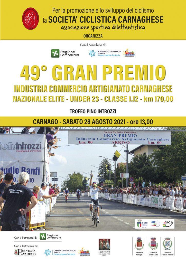 49 Gran Premio Industria Commercio Artigianato Carnaghese